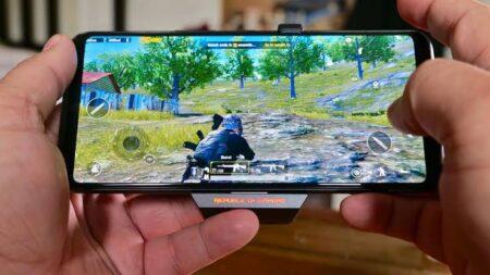 Rog phone 3 benchmark