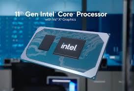 11th gen intel cpu