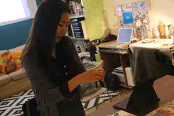 Sara Amrhein and Jiseo Kim Studio Visit