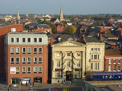 Reading is a UK property investment hotspot