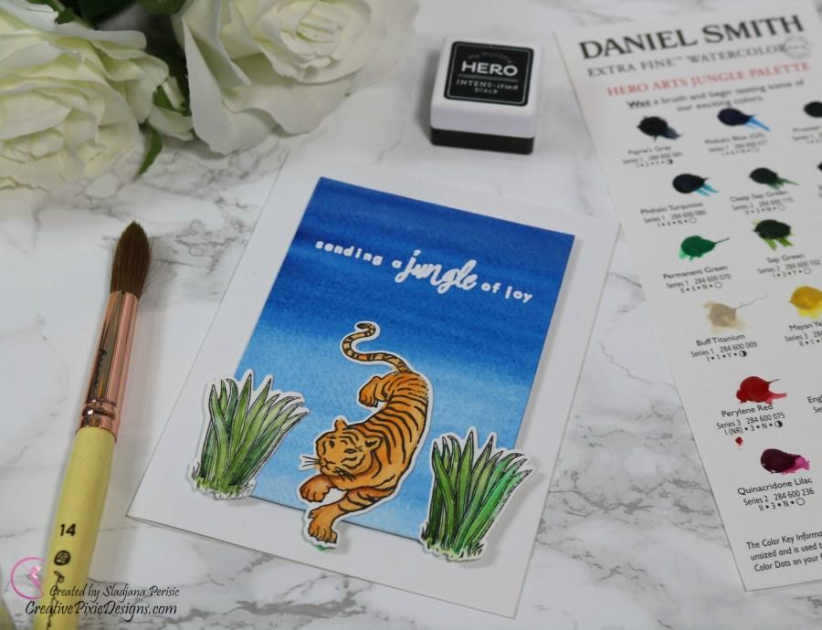 Hero Arts June 2019 Card Kit