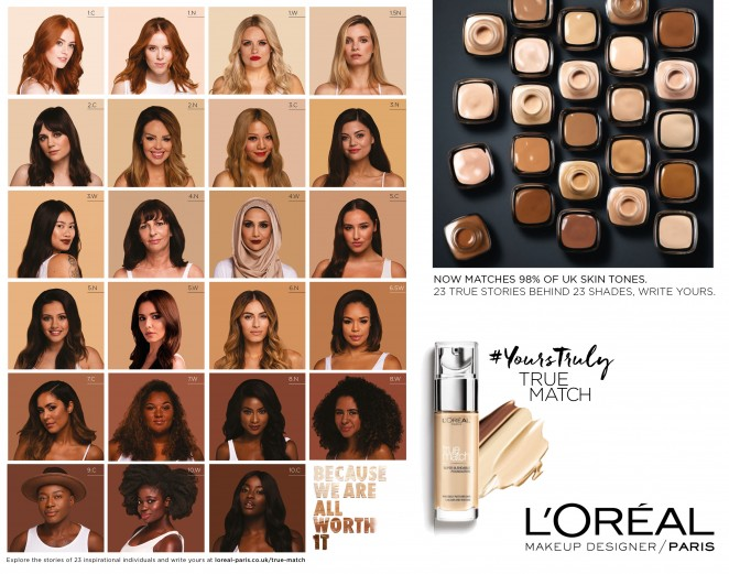 Image result for loreal true match