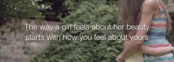 Dove promote positive body image in new ad