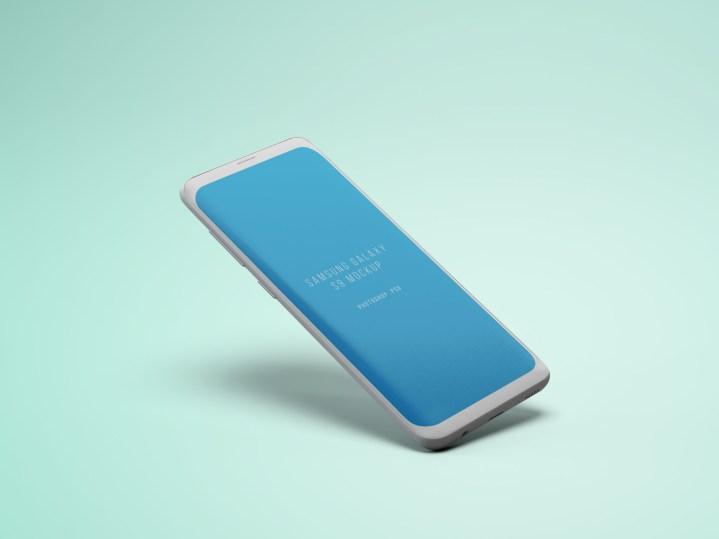 Samsung Galaxy S9 Mockup
