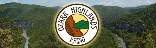 Ozark Highlands Radio – weekly 1 hour