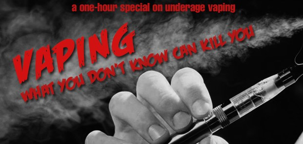 Vaping: What You Don't Know Can Kill You