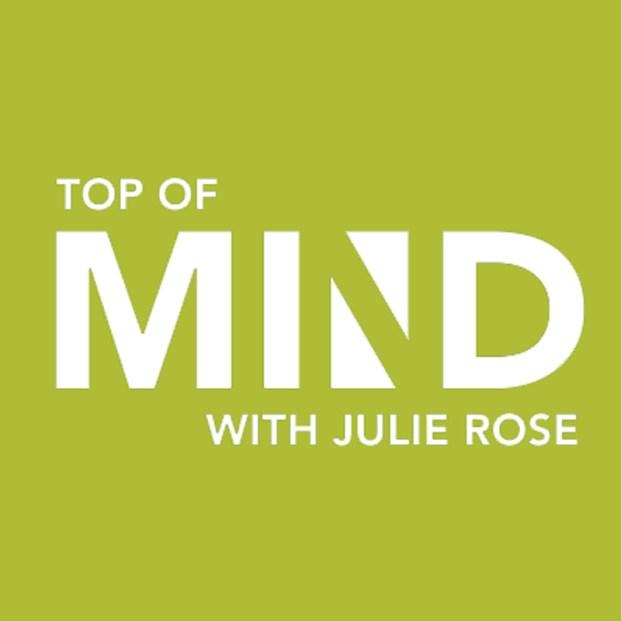 TOP OF MIND – weekly 1 hour