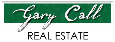 Custom Logo Design-Gary Call Real Estate
