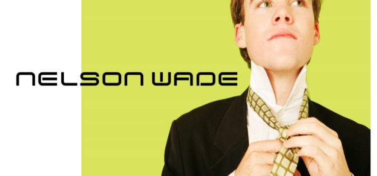 Custom Logo Design-NELSON WADE