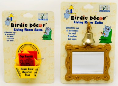Injection Molded Plastic Bird Toys