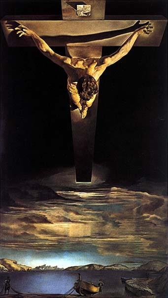Salvator Dalì, Crocifissione