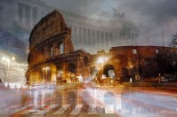 Davide Bramante, My own Rave Roma (Colosseo notturno)