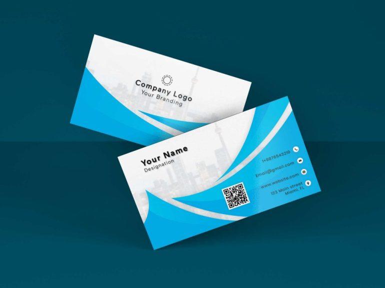 Corporate Premium Business Card