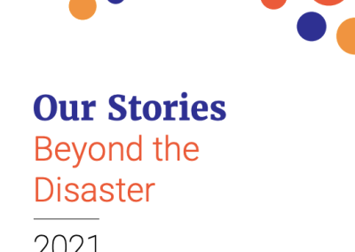Our Stories – Beyond the Disaster