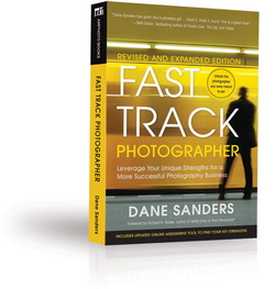 Cover of Fast Track Photographer Book