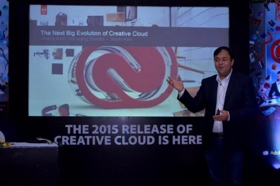 Umang Bedi Unveils Milestone 2015 Creative Cloud Release