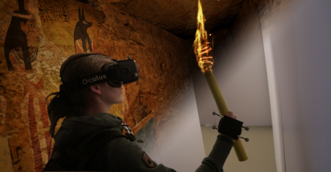 Occulus Rift in Virtual Reality: Immersive Explorers