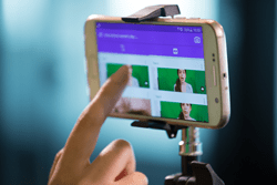 BigVu mobile journalism app