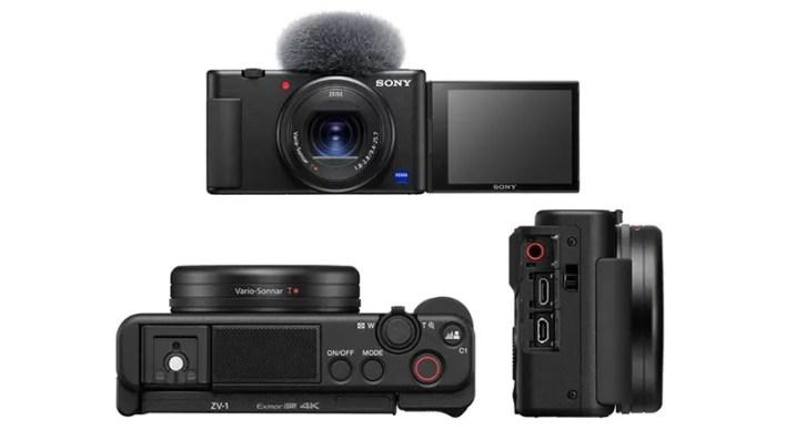 اطلاق كاميرا Sony ZV-1 للتصوير بدقة 4Kمخصصة لمدوني الفيديو