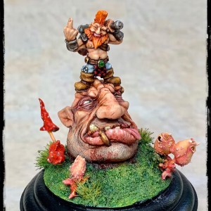Dwarf Giant Slayer