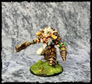 Doom Bull Minotaur
