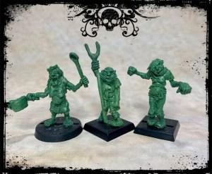 Zombie Set 1