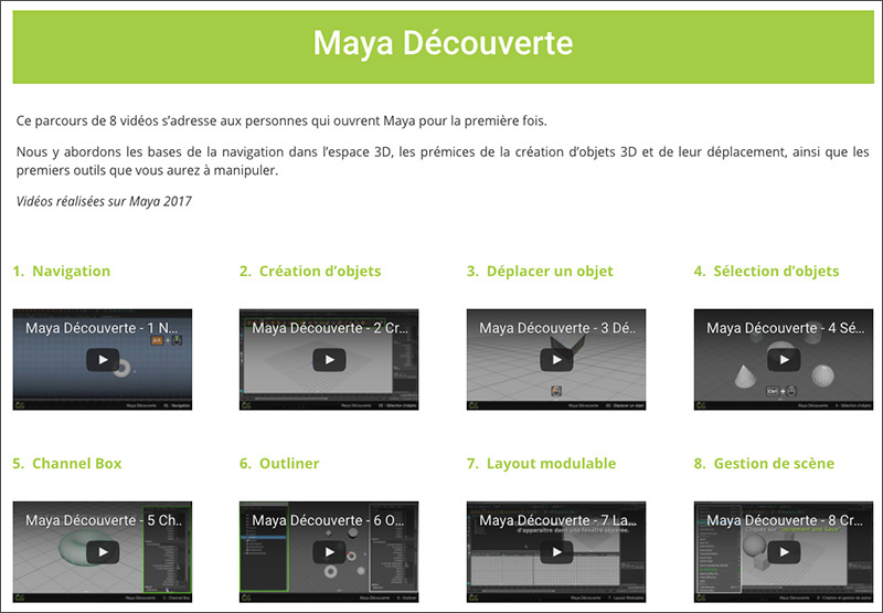 maya decouverte