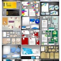 مجموعة كبيرة من ورقيات المكتب و كروت البزنس ( روابط مباشرة )