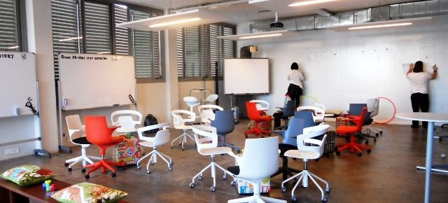 OPEN Collaborative City Workspaces CreativeSpaceExplorer