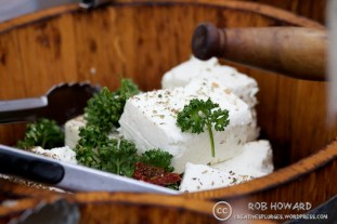 Screw the olives, that feta looks delicious. | 1/800sec, f/5, ISO 1000, 140mm