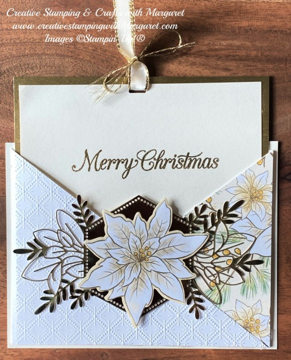 Crisscross card