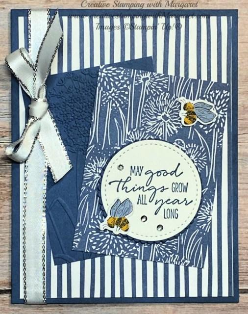 Dandy Garden Bumblebee Card