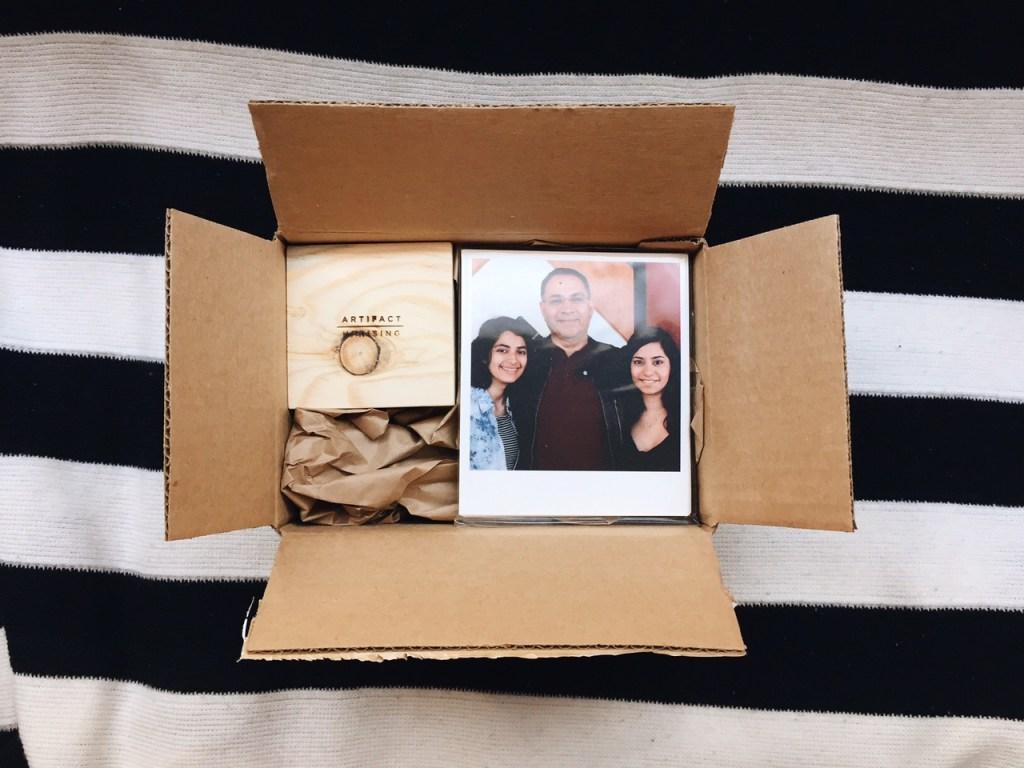 fathers day gift idea artifact uprising creativestay