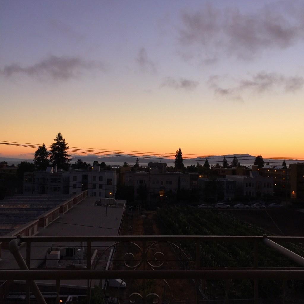 sunset berkeley creative stay writing lists