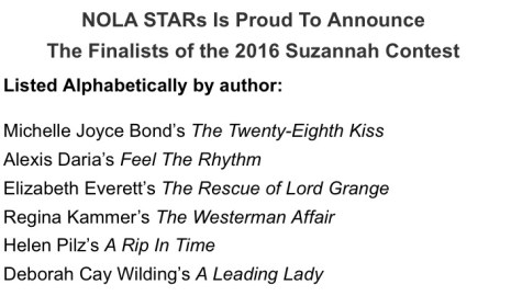 Suzannah contest 2016 finalists
