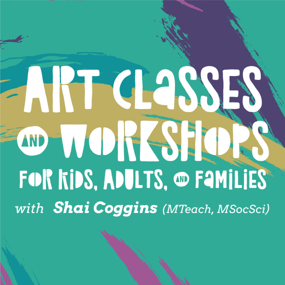 Art Classes and Workshops for Kids, Families, and Adults in Adelaide