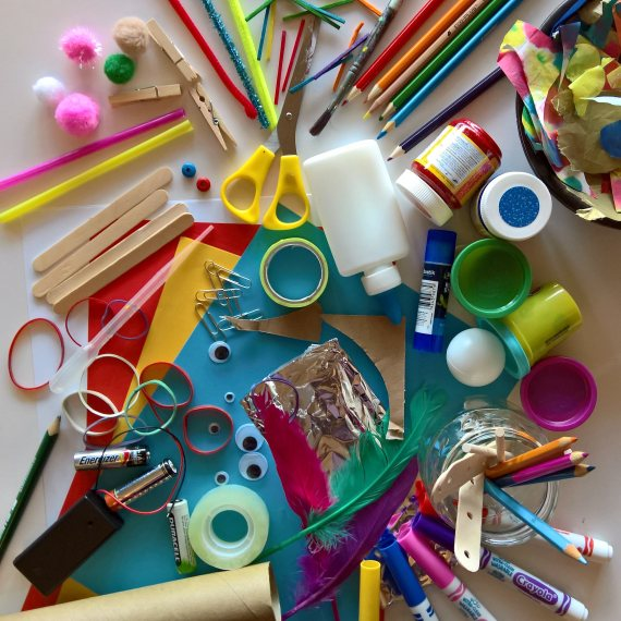 Makerspace or STEAM Classroom Tools and Materials