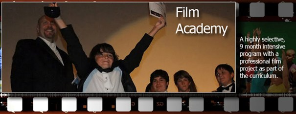 Film Academy Graduation Ceremony