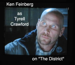 Ken Feinberg as Tyrel Crawford on The District