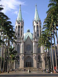 Sao Paulo Cathedral