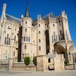 Episcopal Palace Of Astorga