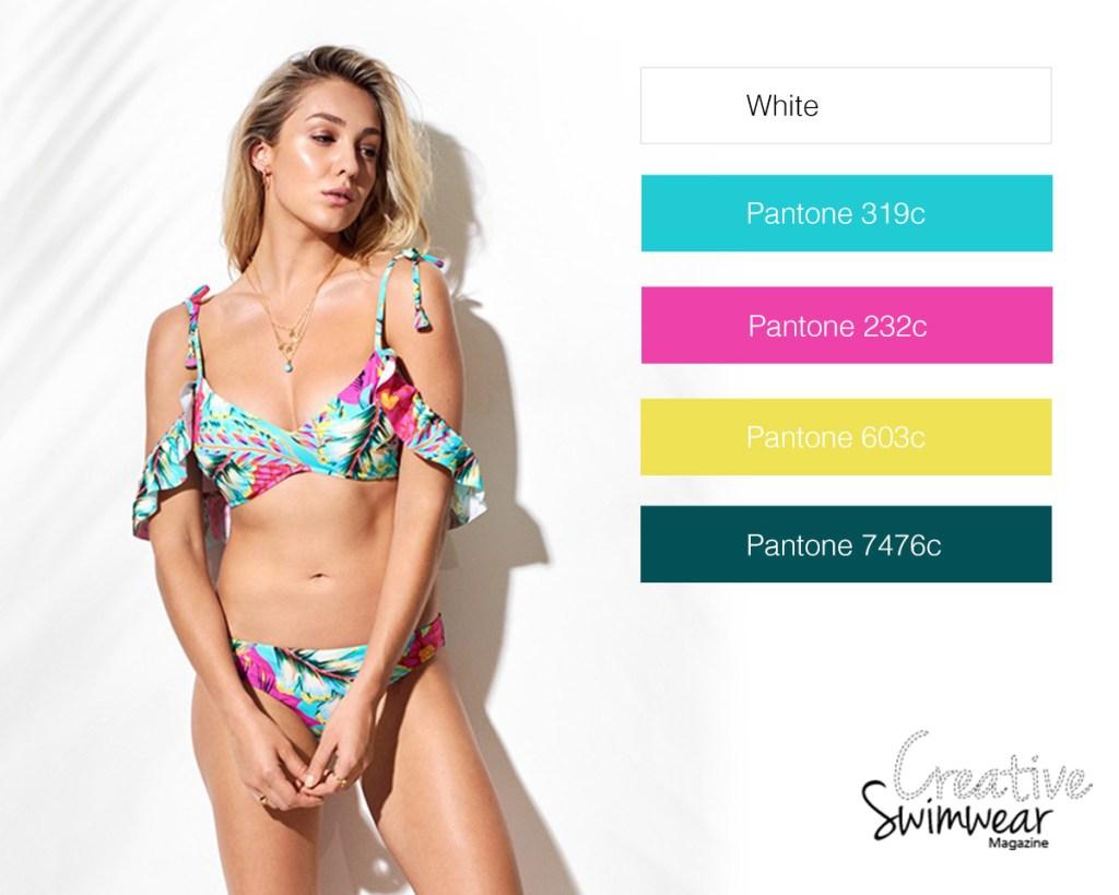 Seafolly Swimwear Palette
