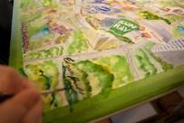StPaul East Side Map - Signature