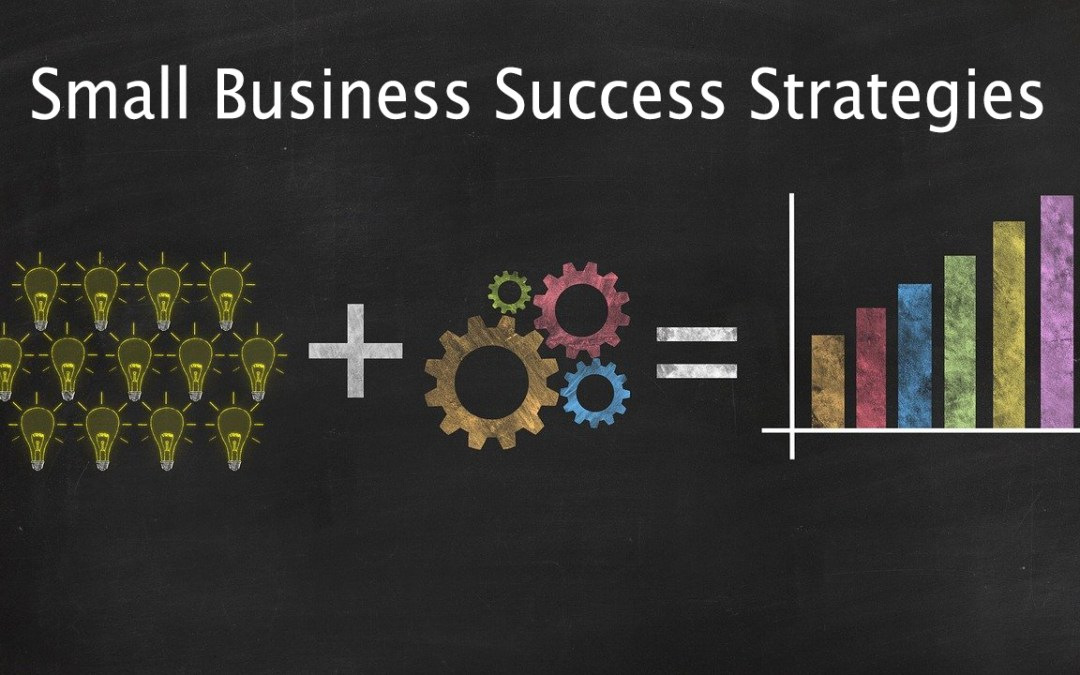 Small Business Success Strategies Grow Businesses