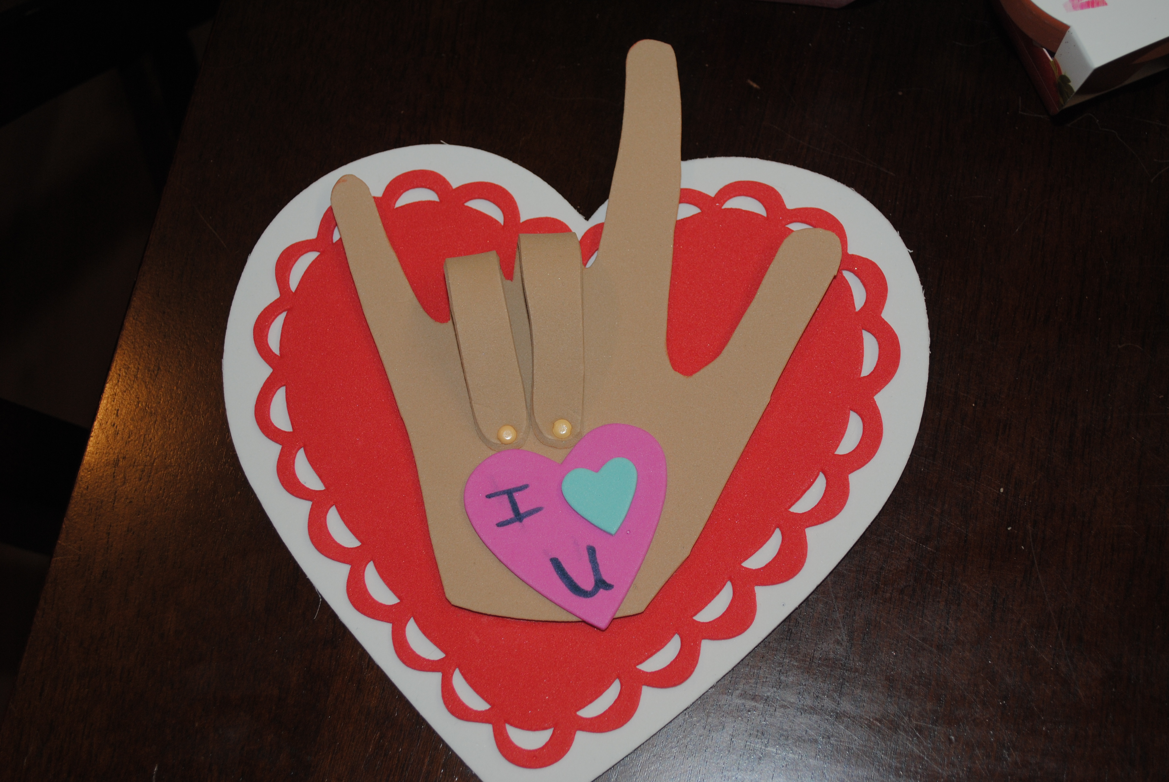 2nd Grade Valentines Party