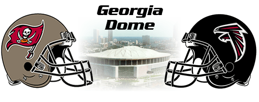 Image result for Tampa Bay Buccaneers vs. Atlanta Falcons
