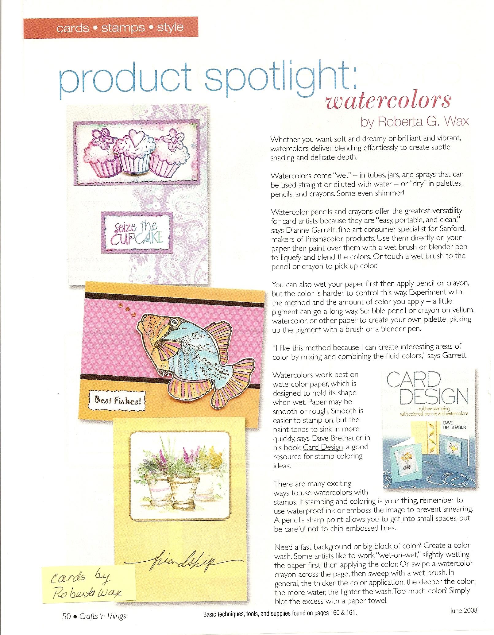 Crafts 'n Things Magazine