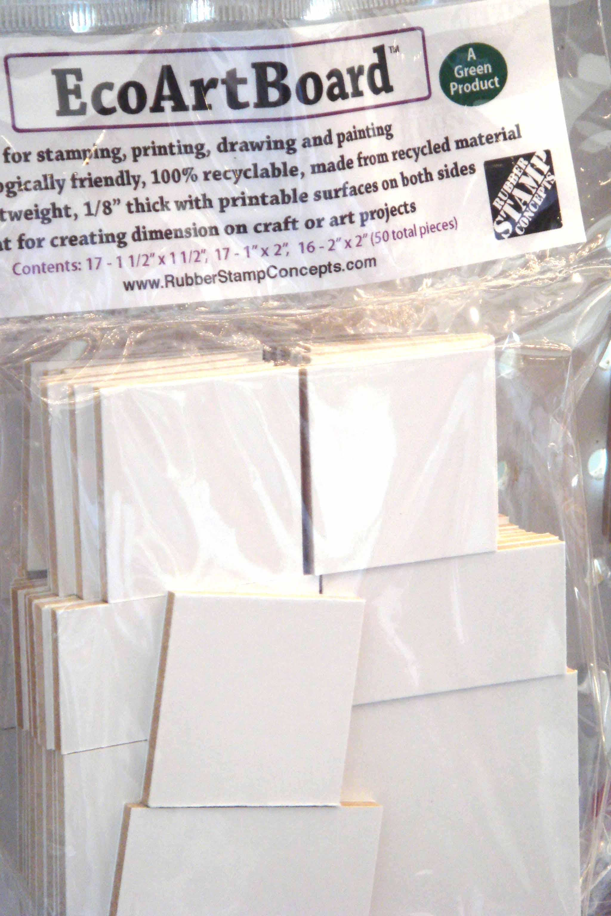 carson eco board package