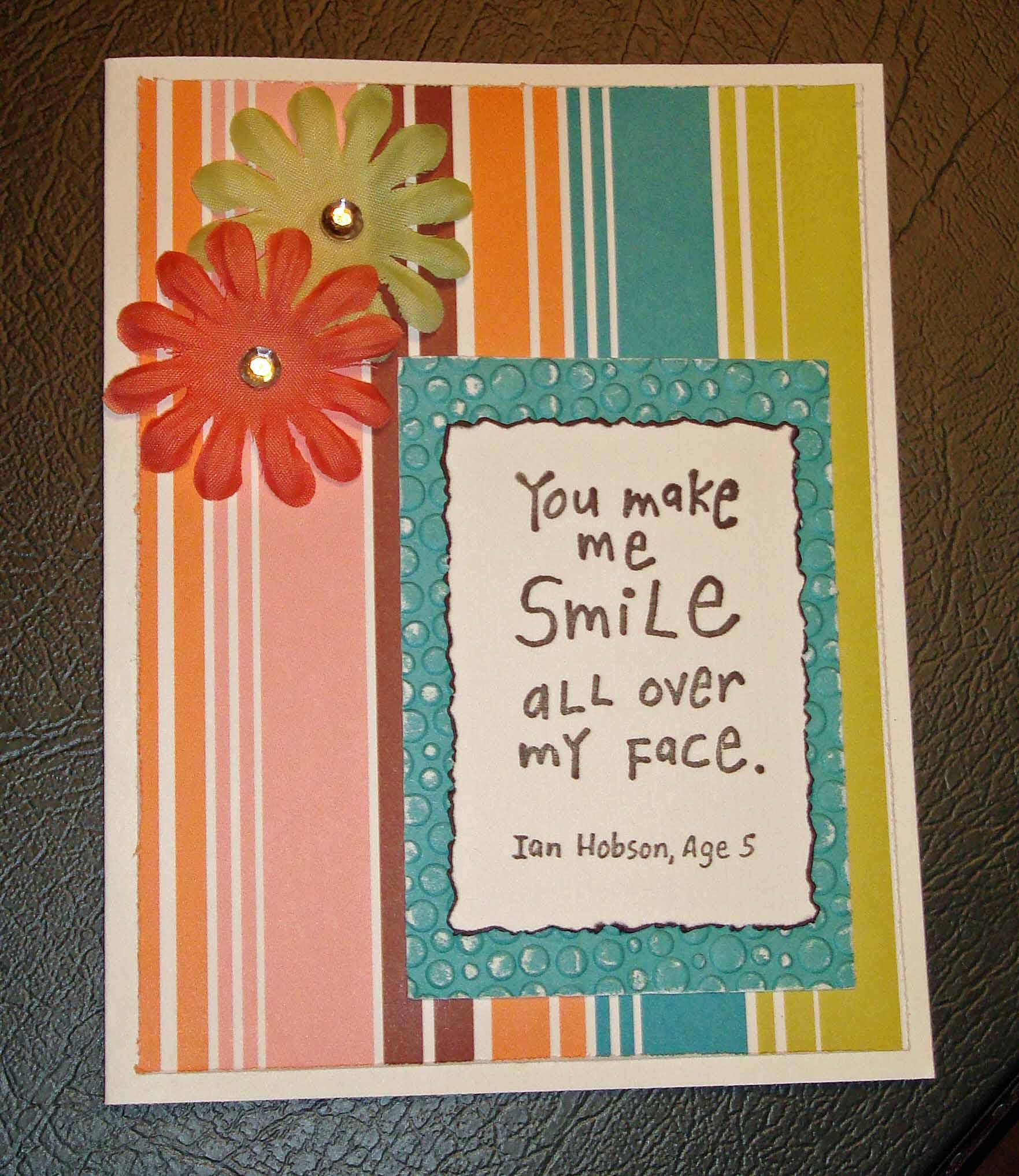 quote smile