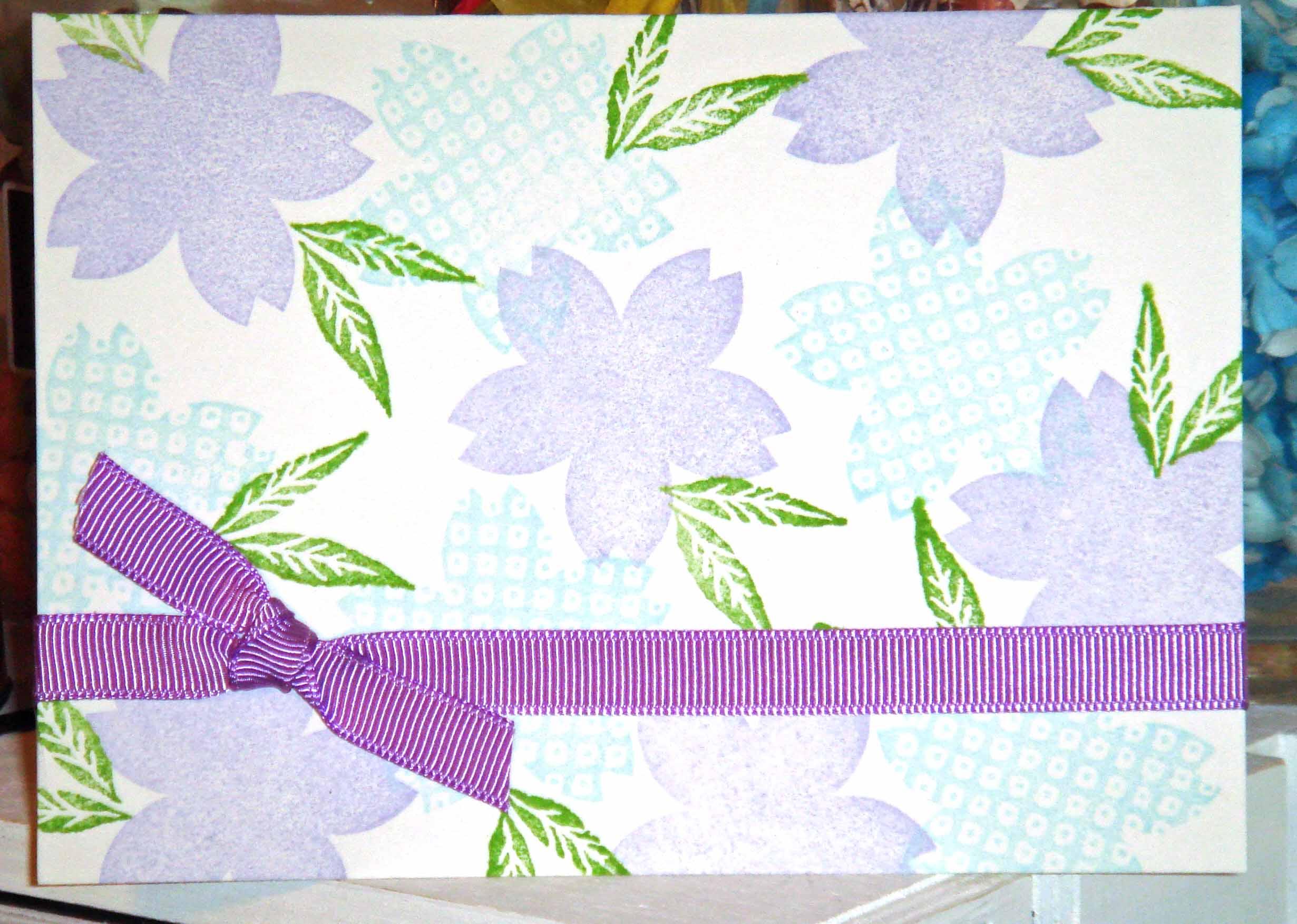 purple blue warm wishes no sentiment